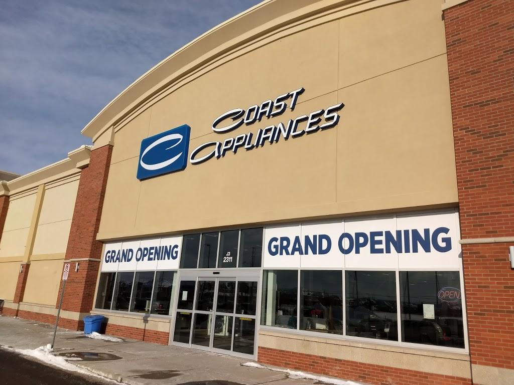 Coast Appliances   home goods store   2311 Appleby Line #3, Burlington, ON L7L 0J3, Canada   9053324264 OR +1 905-332-4264