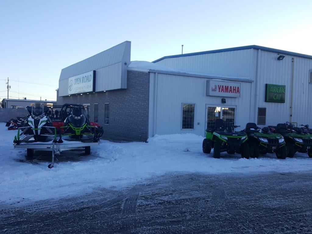 Open Road Recreation | car repair | 652 Adams St, Regina, SK S4N 6R7, Canada | 8559064773 OR +1 855-906-4773