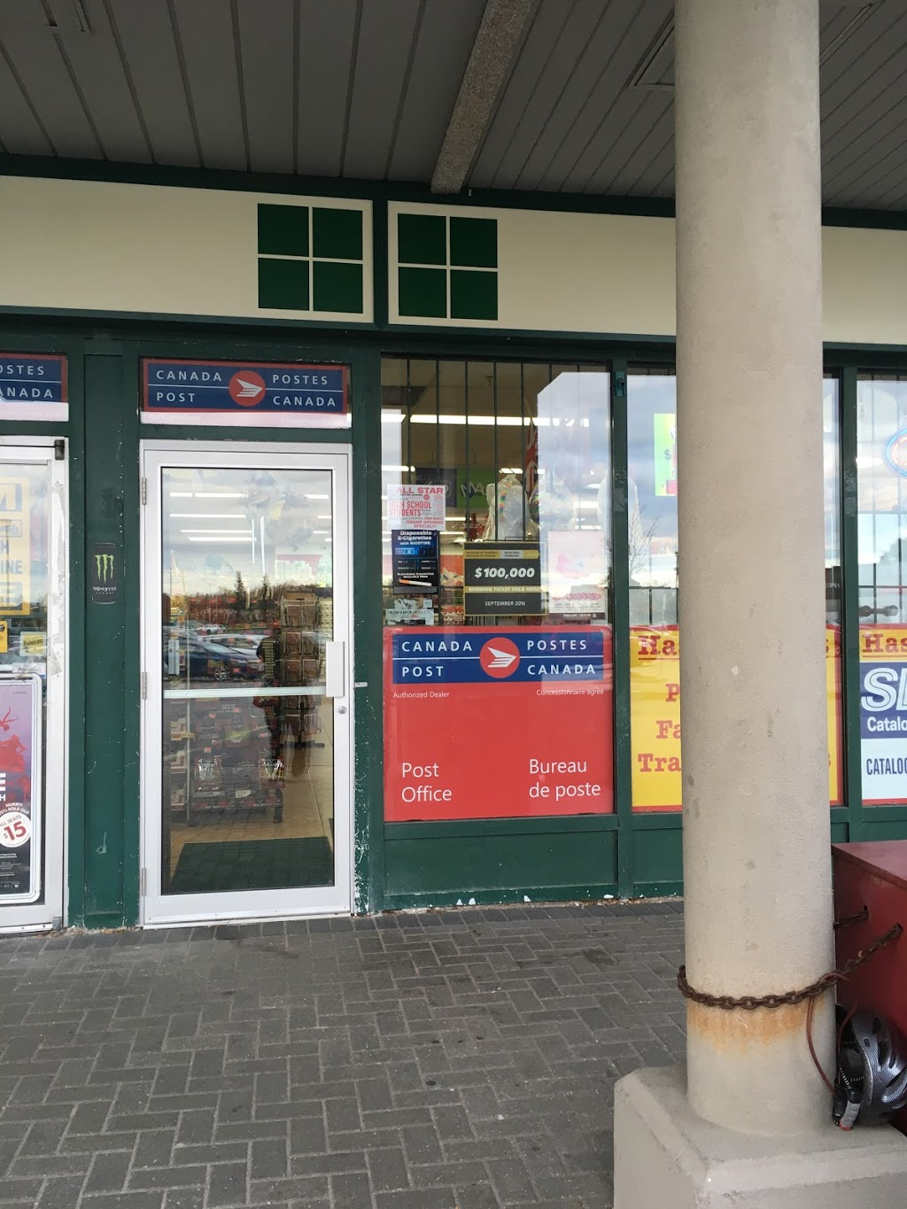 Abbey Market Po | post office | 3 1500 UPPER MIDDLE RD, Oakville, ON L6M 3H5, Canada