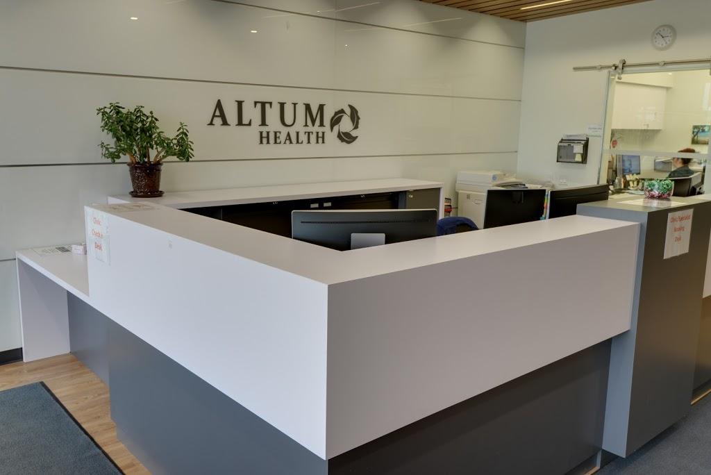 Altum Health | health | 745 Coronation Blvd #101, Cambridge, ON N1R 0B6, Canada | 5196225885 OR +1 519-622-5885
