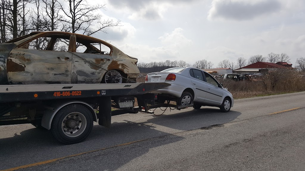 Steves Towing | point of interest | 1628 Fifth Line, Ohsweken, ON N0A 1M0, Canada | 5194450182 OR +1 519-445-0182