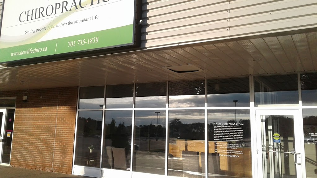 New Life Chiropractic | health | 320 Bayfield St #18, Barrie, ON L4M 3C1, Canada | 7057351838 OR +1 705-735-1838