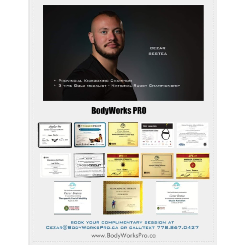 BodyWorksPro | gym | 16796 64 Ave #107, Surrey, BC V3S 3Y2, Canada | 7788670427 OR +1 778-867-0427