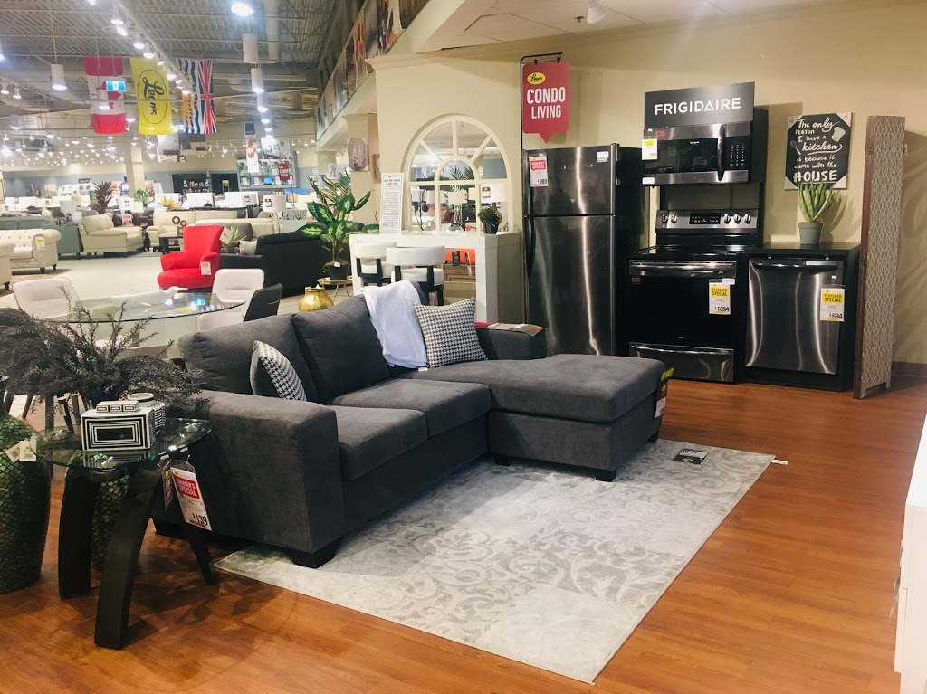 Leons Furniture | electronics store | 800 Tolmie Ave #201a, Victoria, BC V8X 3W4, Canada | 2503893090 OR +1 250-389-3090