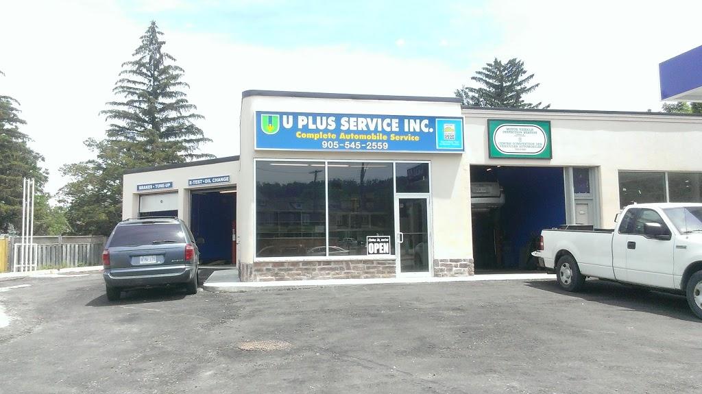 U Plus Service Inc | car repair | 1455 King St E, Hamilton, ON L8K 1S6, Canada | 9055452559 OR +1 905-545-2559