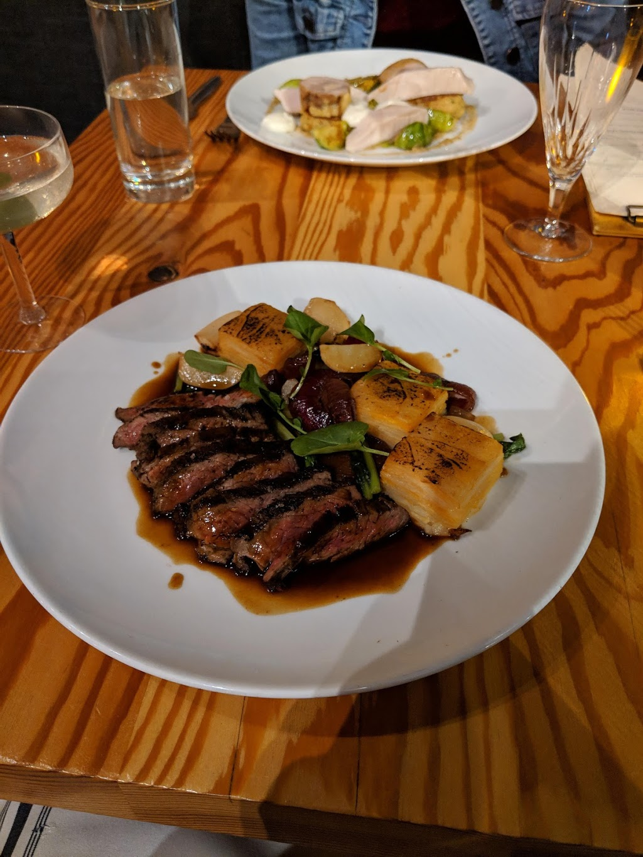 OLO Restaurant | restaurant | 509 Fisgard St, Victoria, BC V8W 2P3, Canada | 2505908795 OR +1 250-590-8795