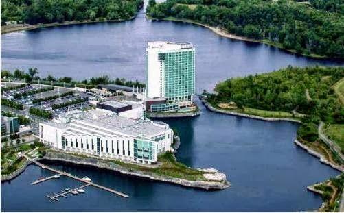 Au Feel de lEau | travel agency | 1 Boulevard du Casino, Gatineau, QC J8Y 6W3, Canada | 8193292413 OR +1 819-329-2413