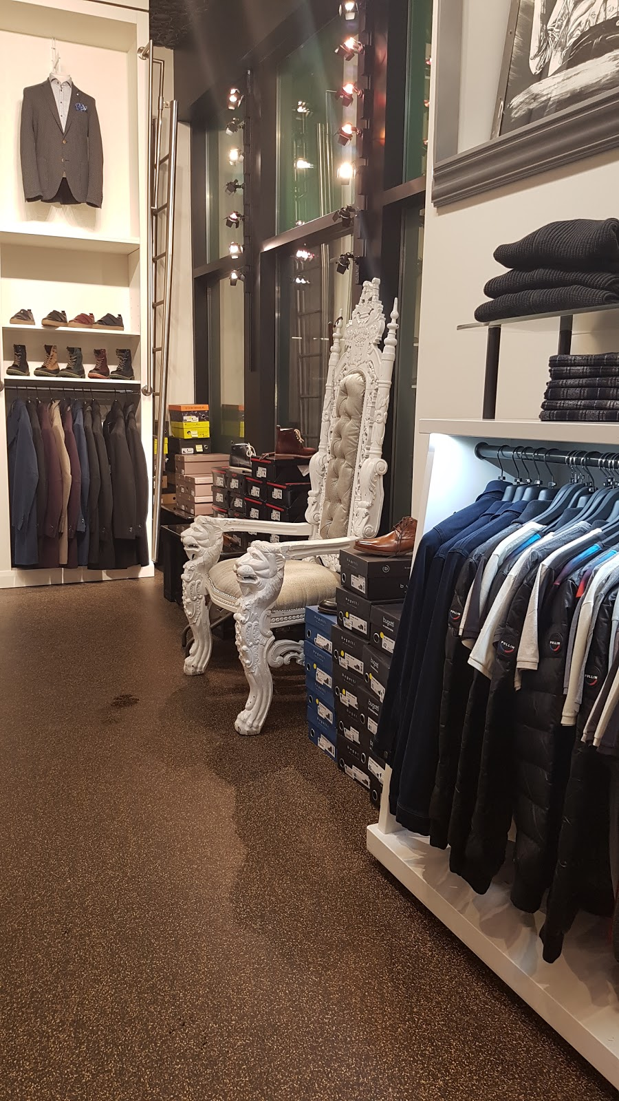 Supreme Mens Wear | clothing store | 401 4 Ave SW, Calgary, AB T2P 4X6, Canada | 4032664417 OR +1 403-266-4417