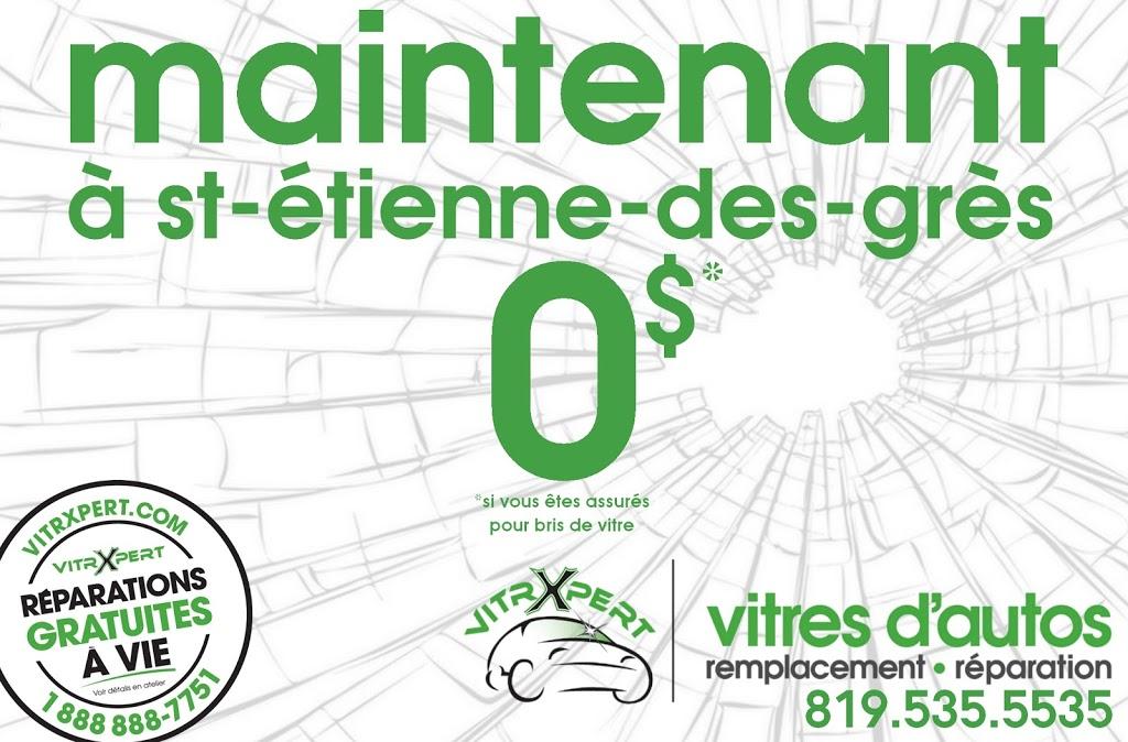 VitrXpert vitres dautos   car repair   1081 Rue Principale, Saint-Étienne-des-Grès, QC G0X 2P0, Canada   8195355535 OR +1 819-535-5535