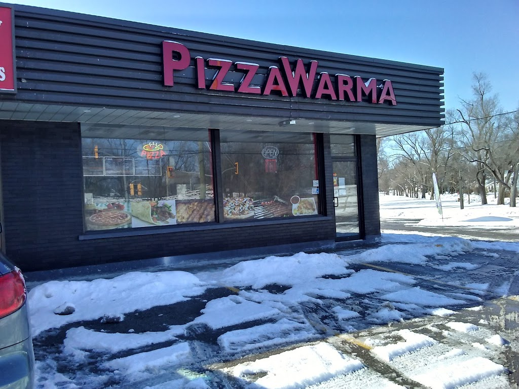 PizzaWarma | restaurant | 155 Highland Rd E, Kitchener, ON N2M 3W1, Canada | 5199547300 OR +1 519-954-7300