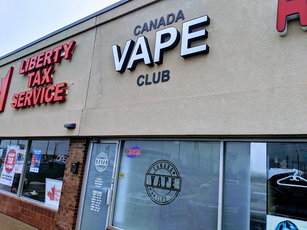 Canada Vape Club - Scarborough - Store   2432 Eglinton Ave E