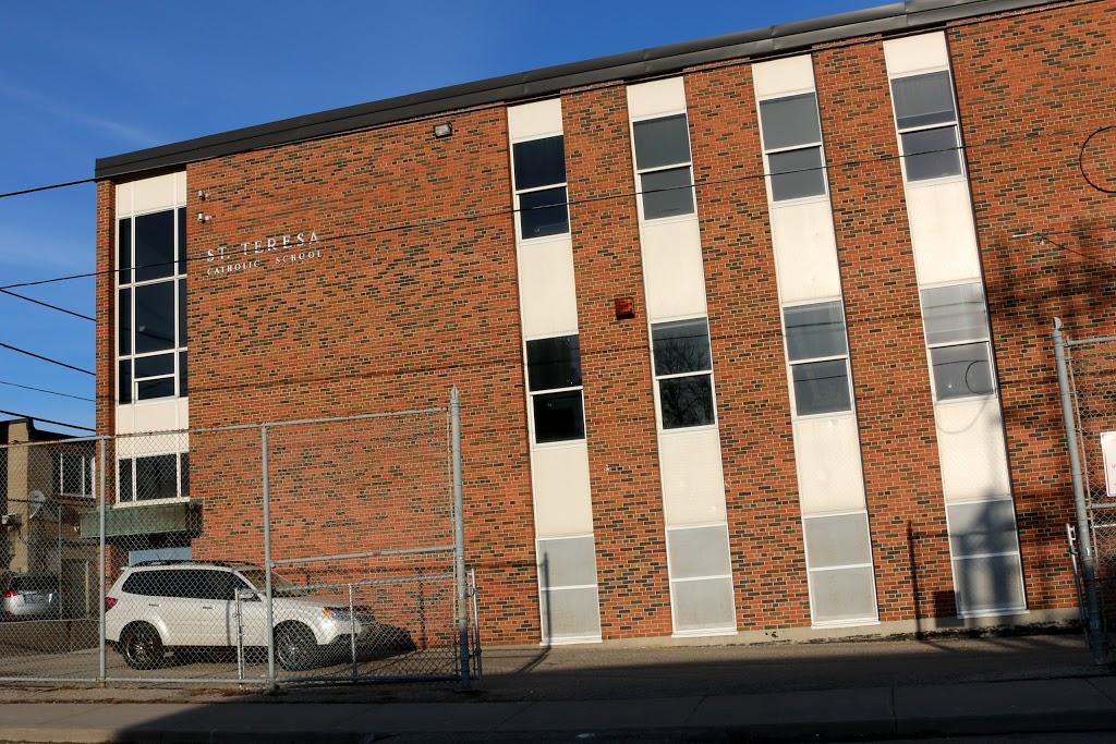 St.Teresa Catholic School | school | 110 Tenth St, Etobicoke, ON M8V 3G1, Canada | 4163935266 OR +1 416-393-5266