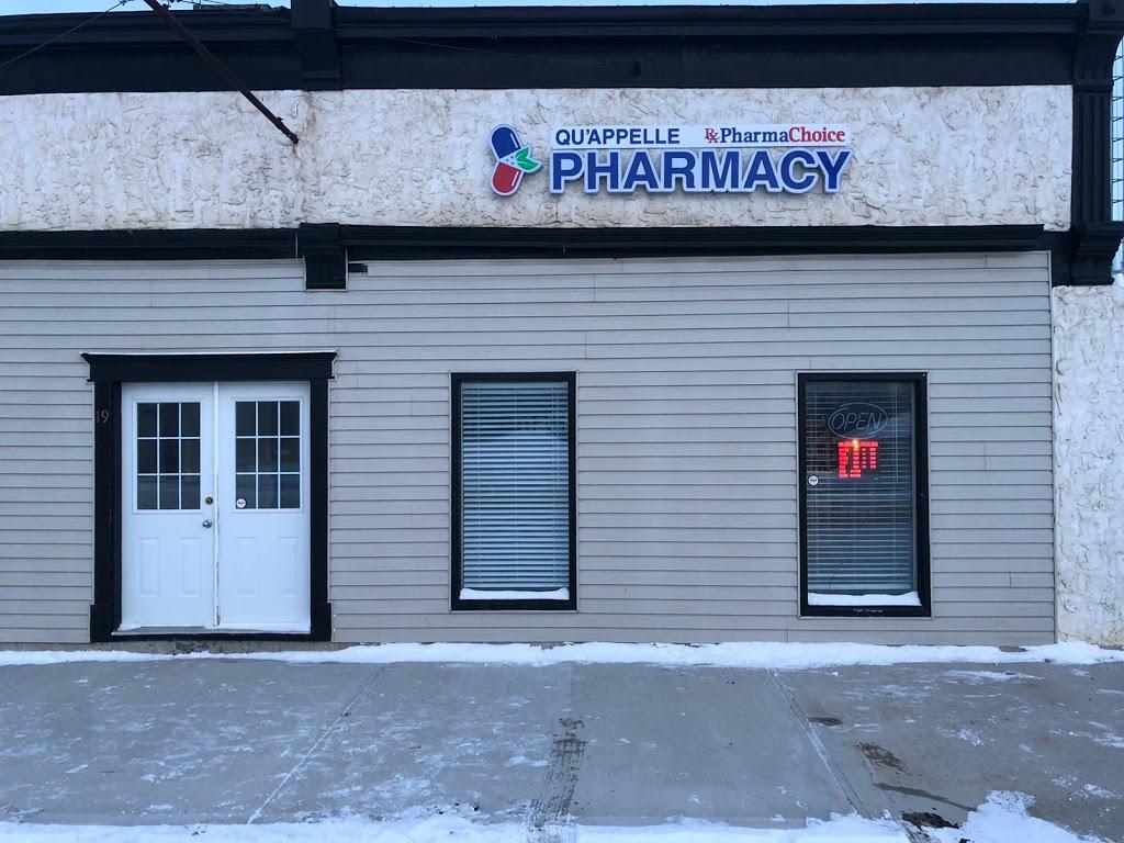 QuAppelle Pharmacy | health | 19 QuAppelle St, QuAppelle, SK S0G 4A0, Canada | 3066991002 OR +1 306-699-1002