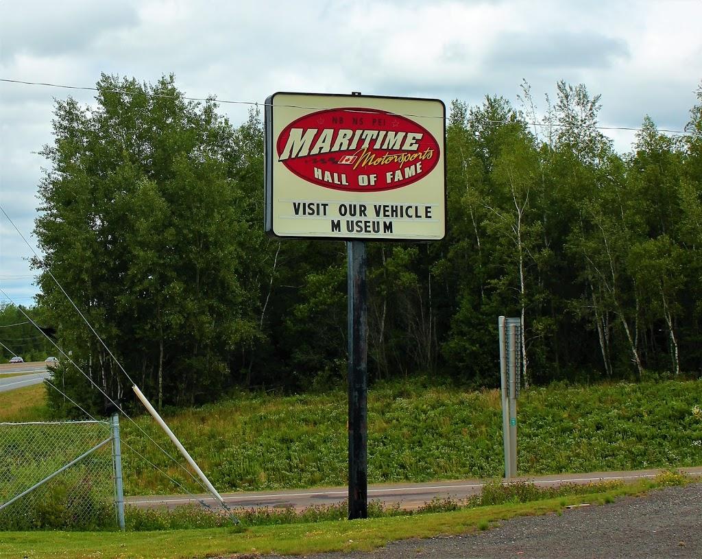 Maritime Motorsports Hall of Fame | lodging | 5 Hooper Ln, Petitcodiac, NB E4Z 0B4, Canada | 5067562110 OR +1 506-756-2110