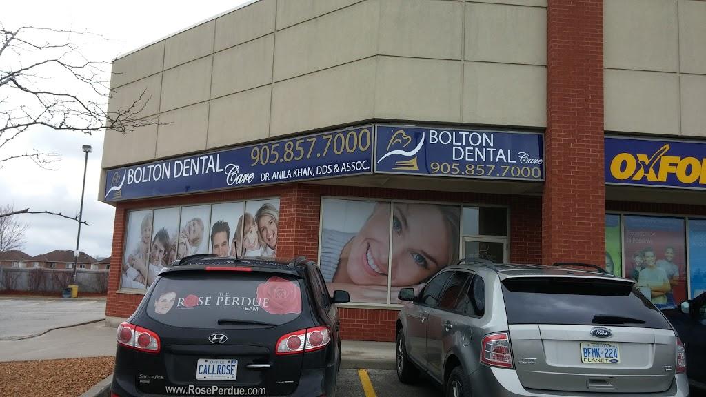 Bolton Dental Care Centre   dentist   1 Queensgate Blvd, Bolton, ON L7E 2X7, Canada   9058577000 OR +1 905-857-7000