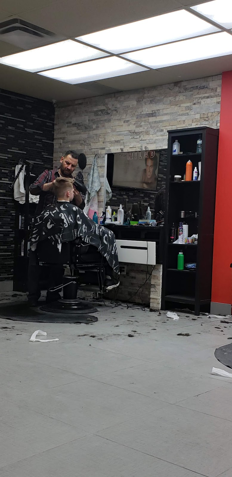 Freestyle Barber Shop   hair care   700 March Rd unit 12, Kanata, ON K2K 2V9, Canada   6138349936 OR +1 613-834-9936