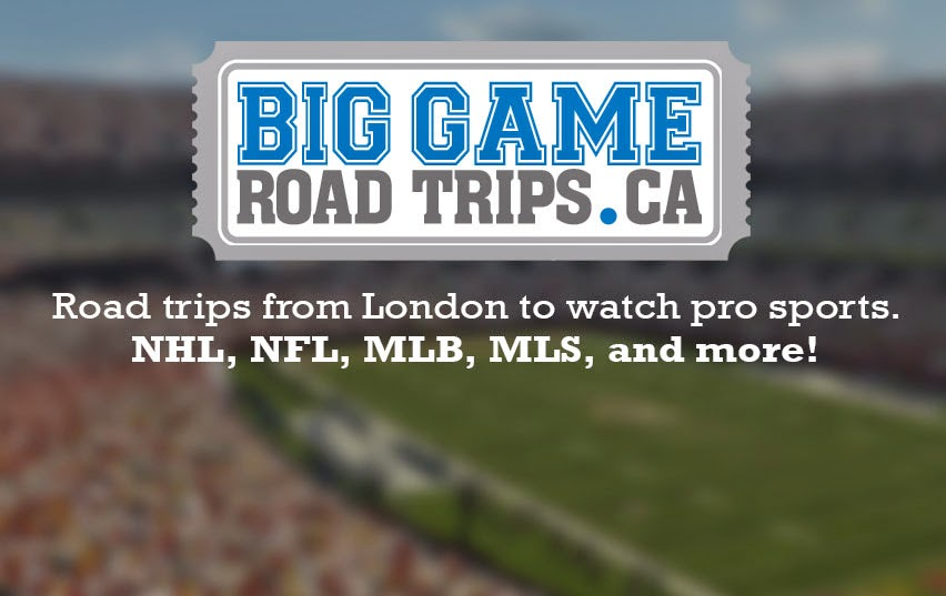 Big Game Road Trips | travel agency | London, ON N6K 5A1, Canada | 5198709249 OR +1 519-870-9249