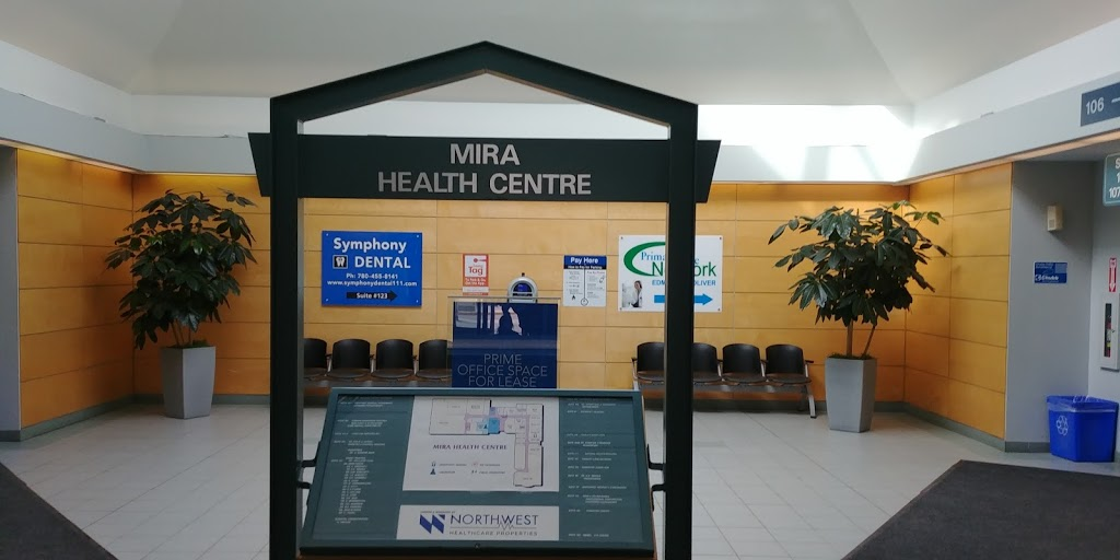 Mira Health Centre   health   11910 111 Ave NW #104, Edmonton, AB T5G 3G6, Canada   7804539454 OR +1 780-453-9454