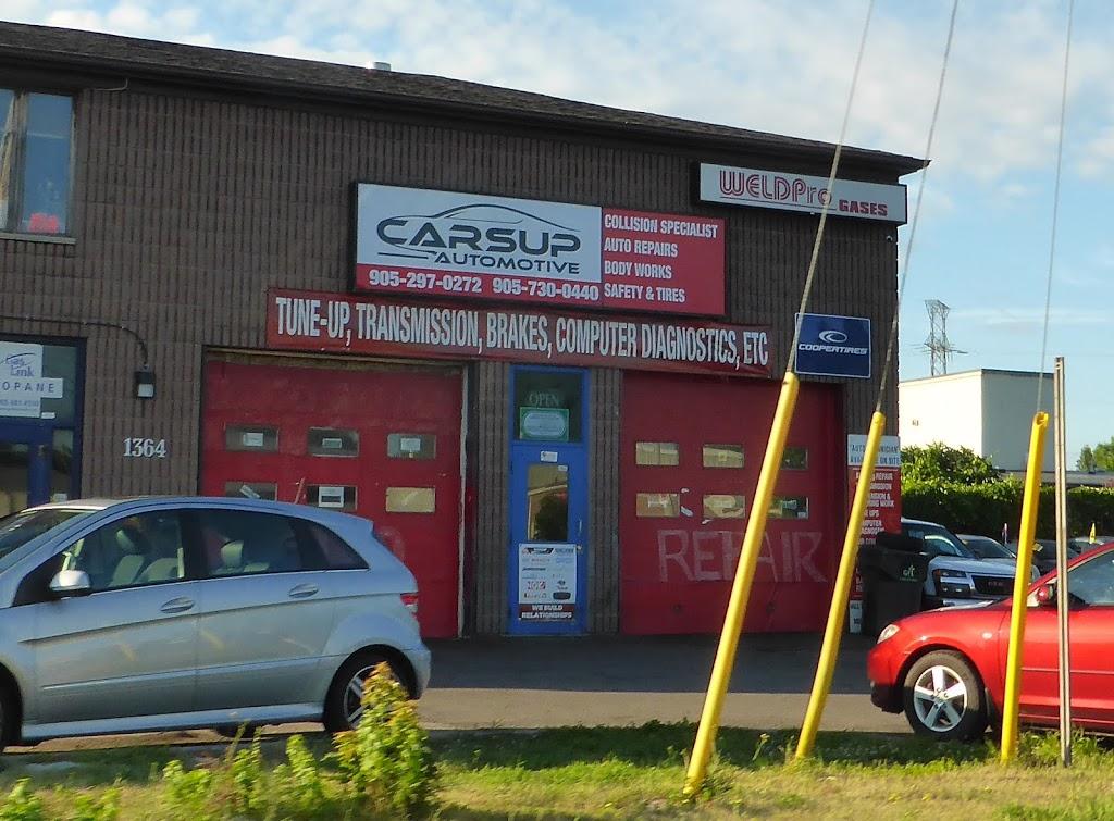 Carsup Automotive | car repair | 1364 Plains Rd E, Burlington, ON L7R 3P8, Canada | 9052970272 OR +1 905-297-0272