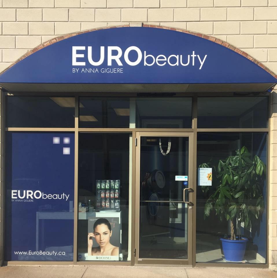 EuroBeauty by Anna Giguere | store | 3260 Barrington St, Halifax, NS B3K 0B5, Canada | 9024556175 OR +1 902-455-6175