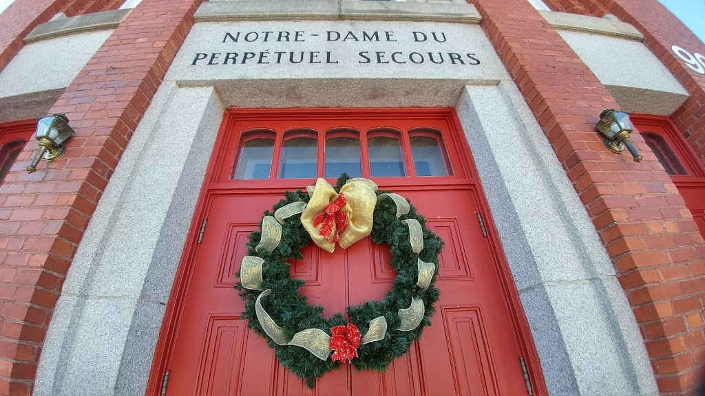 Église Notre-Dame-du-Perpétuel-Secours | church | 905 Rue de lOntario, Sherbrooke, QC J1J 3V8, Canada | 8195622677 OR +1 819-562-2677