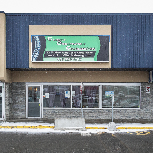 Clinique Chiropratique Charlesbourg   health   1190 Boulevard Louis-XIV #340, Québec, QC G1H 6P2, Canada   4186281242 OR +1 418-628-1242