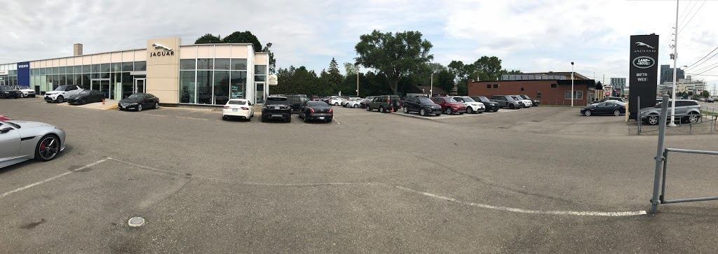 Land Rover Metro West Service Centre | car dealer | 610 Kipling Ave, Toronto, ON M8Z 5G1, Canada | 4162533990 OR +1 416-253-3990
