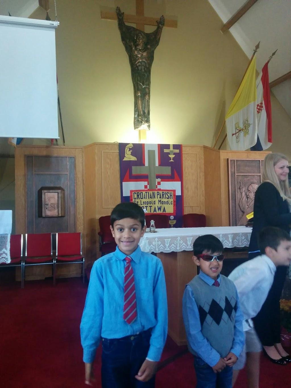 St. Leopold Mandic Croatian Church | church | 170 Hinchey Ave, Ottawa, ON K1Y 1L4, Canada | 6137227135 OR +1 613-722-7135