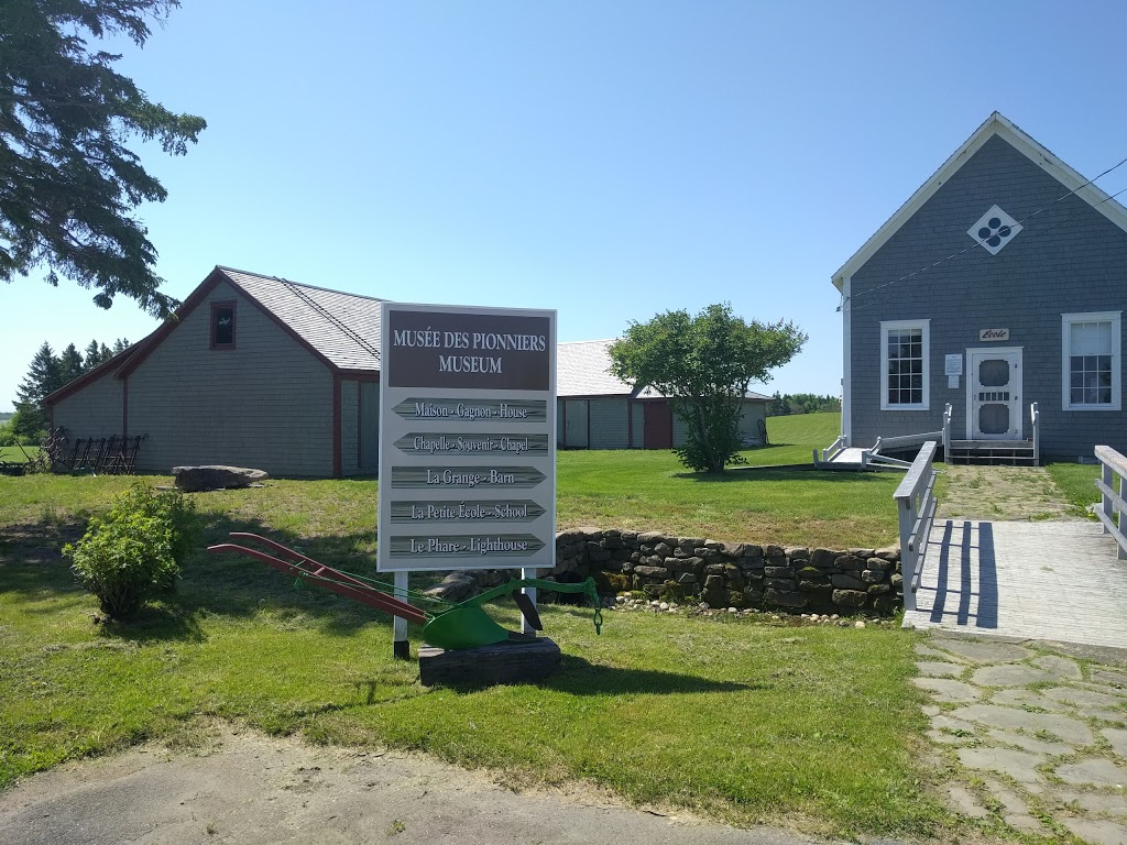 Musée Des Pionniers Museum | museum | 468 NB-530, Grande-Digue, NB E4R 5K3, Canada | 5065326823 OR +1 506-532-6823
