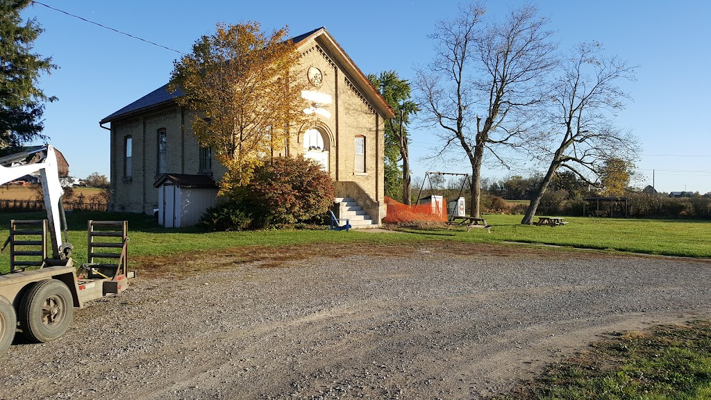 Langford Schoolhouse   point of interest   1694 Colborne St E, Brantford, ON N3T 5M1, Canada   5196470307 OR +1 519-647-0307
