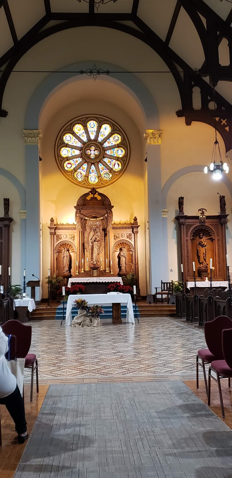 Our Lady of Peace | church | 6988 Stanley Ave, Niagara Falls, ON L2G 7B7, Canada | 9053583791 OR +1 905-358-3791