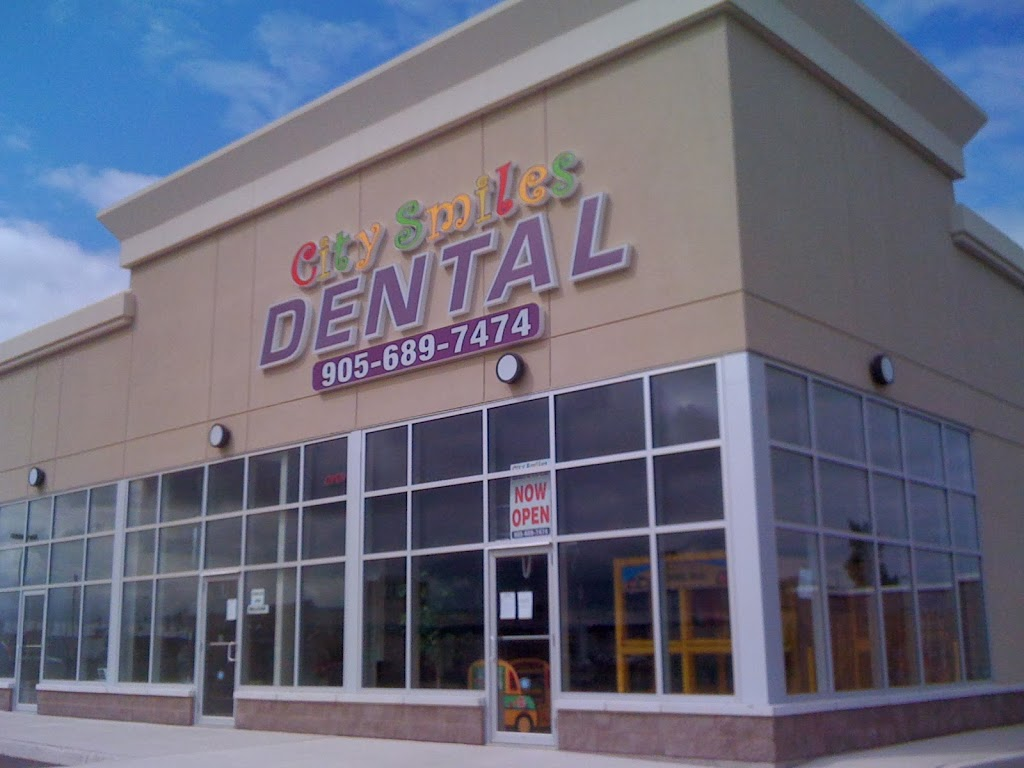 CITY SMILES DENTAL | dentist | 94 Dundas St E, Waterdown, ON L0R 2H2, Canada | 9056897474 OR +1 905-689-7474