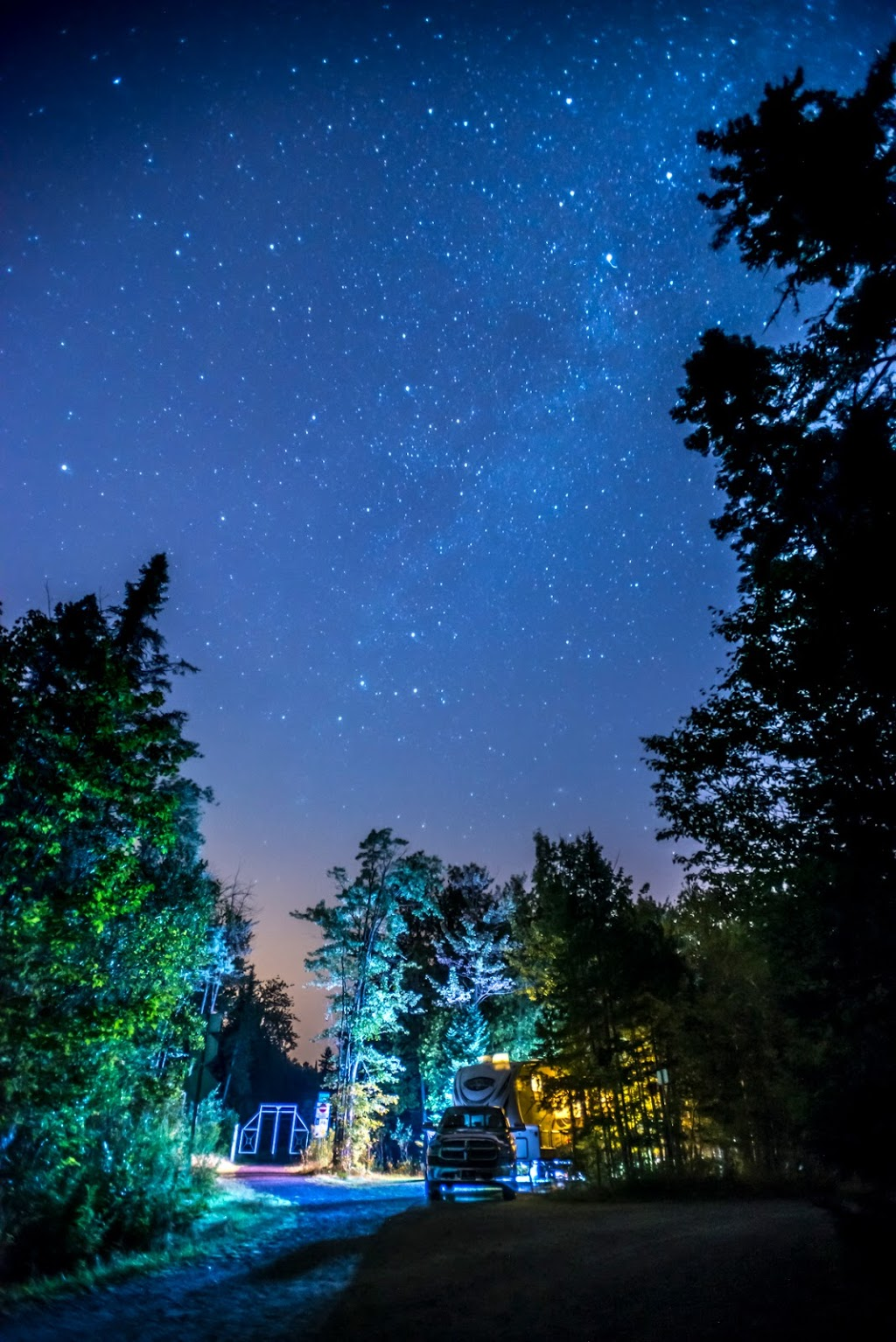 Station touristique Baie-des-Sables | campground | 2370 Rue de la Baie des Sables, Marston, QC G0Y 1G0, Canada | 8195833965 OR +1 819-583-3965