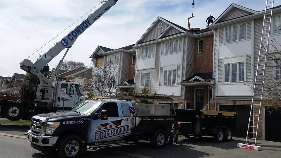Firon Roofing Inc Ottawa Roofing Company 5591 Doncaster Rd Ottawa On K1g 3n4 Canada
