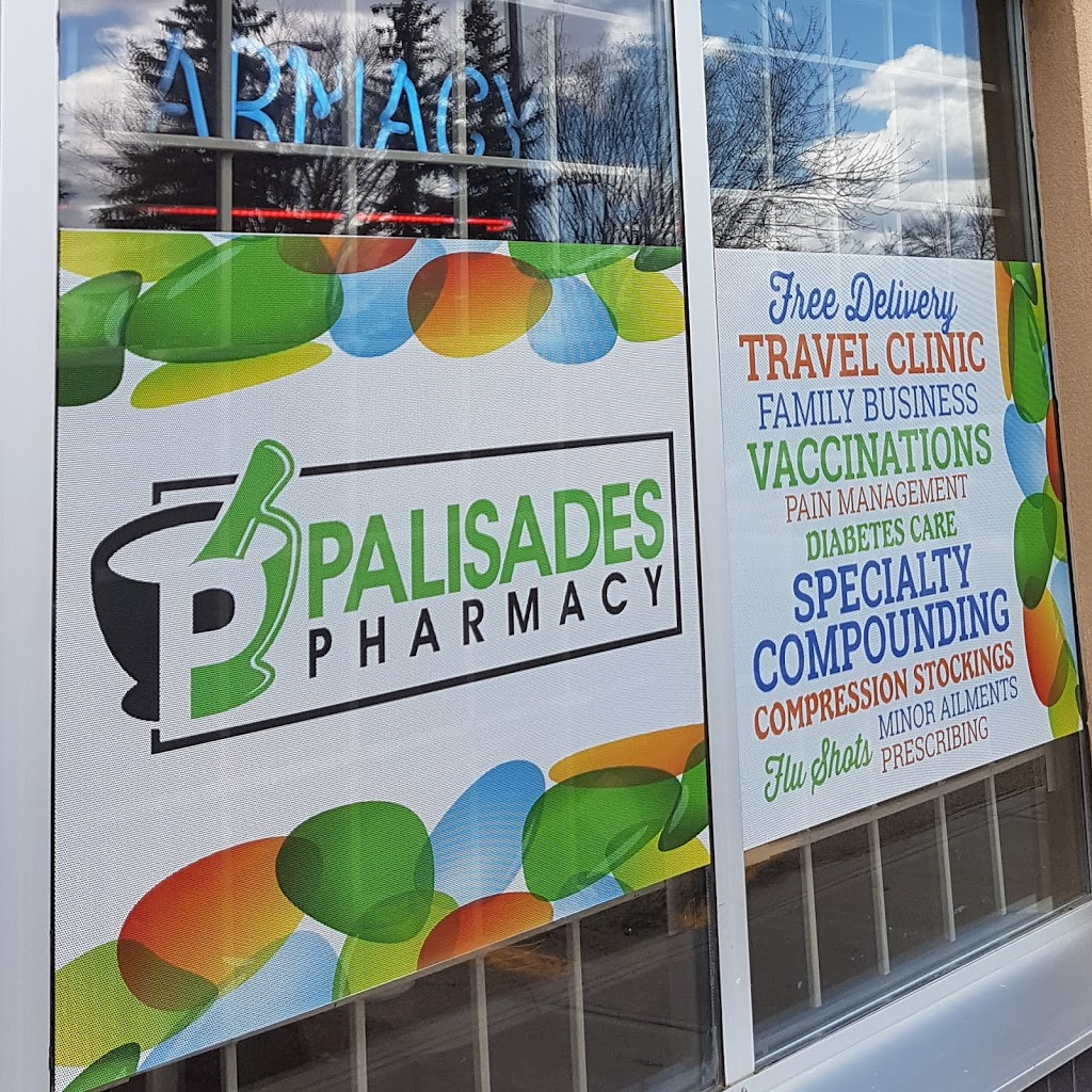 Palisades Pharmacy | health | 12802 137 Ave NW, Edmonton, AB T5L 4Y8, Canada | 7804060808 OR +1 780-406-0808