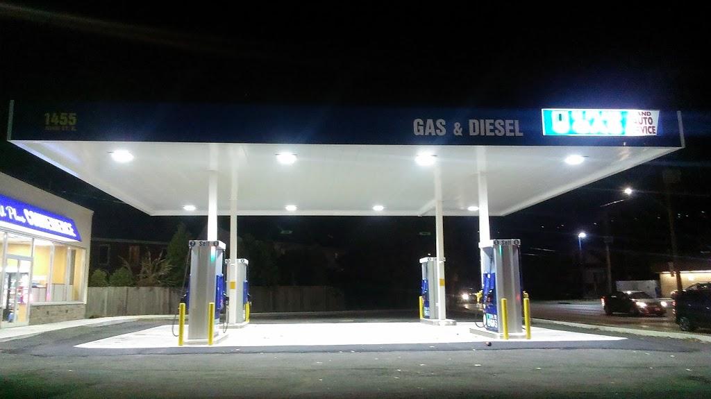 U Plus Gas | convenience store | 1455 King St E, Hamilton, ON L8K 1S6, Canada | 9055452559 OR +1 905-545-2559