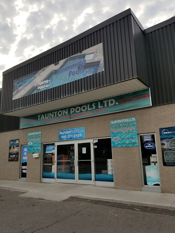 Taunton Pools | store | 133 Taunton Rd W, Oshawa, ON L1G 3T4, Canada | 9055710189 OR +1 905-571-0189