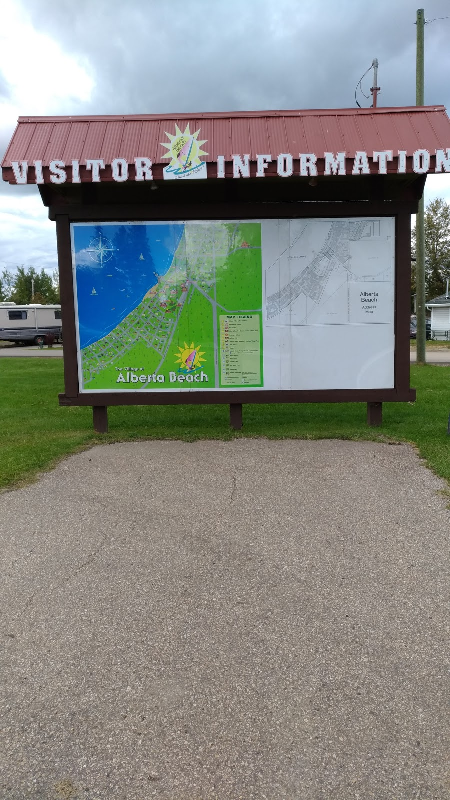 Alberta Beach Agliplex | point of interest | 4811 46a Ave, Alberta Beach, AB T0E 0A0, Canada | 7809962960 OR +1 780-996-2960