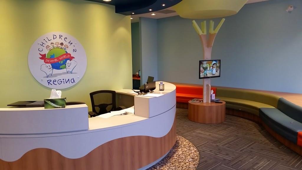 Childrens Dental Clinic Regina | dentist | 600 Victoria Ave E B, Regina, SK S4N 0N7, Canada | 3067215437 OR +1 306-721-5437