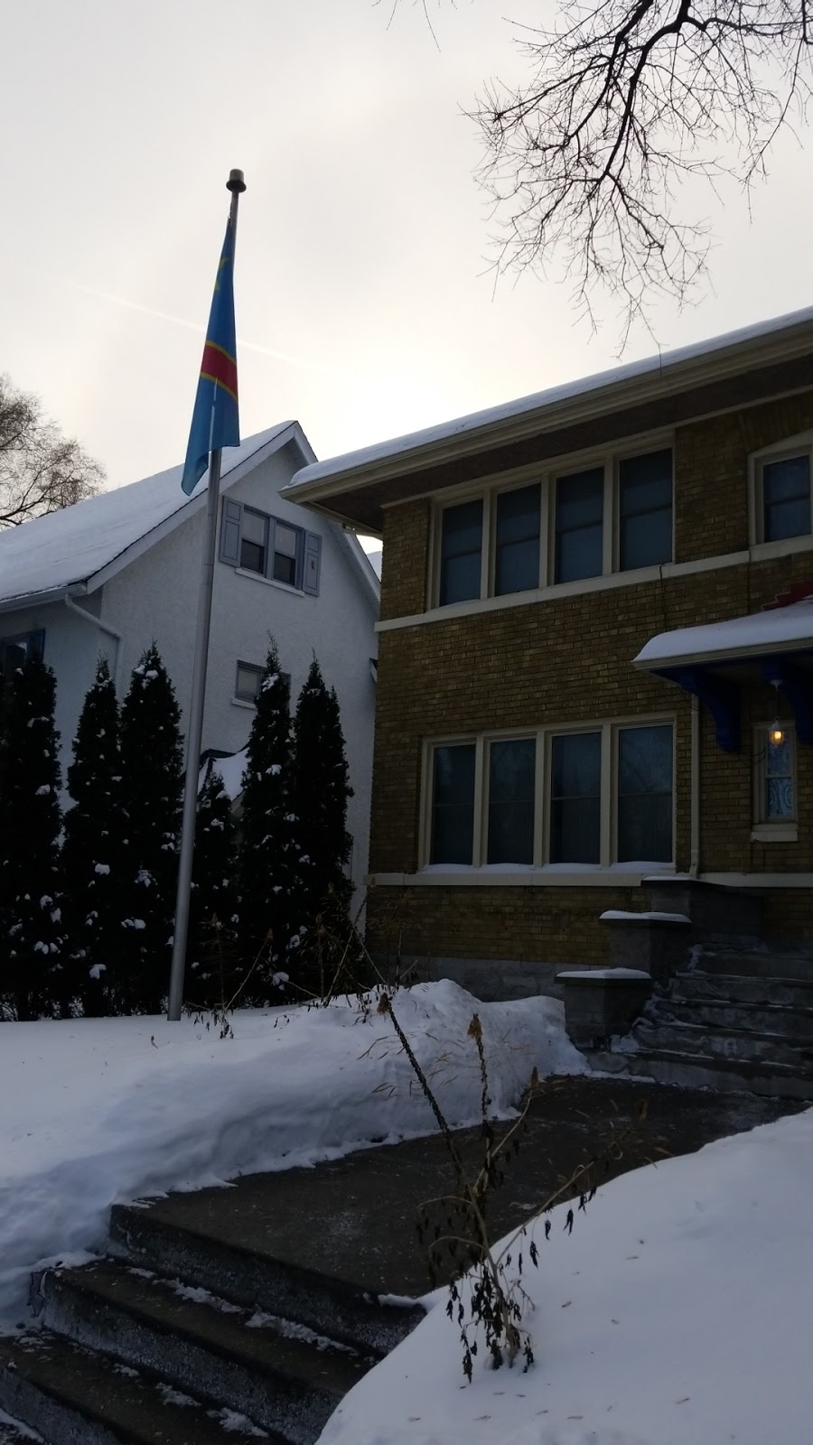 Embassy of the Democratic Republic of Congo | embassy | 18 Range Rd, Ottawa, ON K1N 8J3, Canada | 6132306582 OR +1 613-230-6582