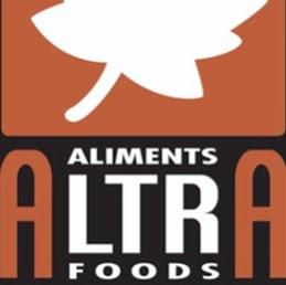 Aliments Altra Foods Inc. | health | 9000 Rue Pierre-Bonne, Montréal, QC H1E 6W5, Canada | 5142761981 OR +1 514-276-1981