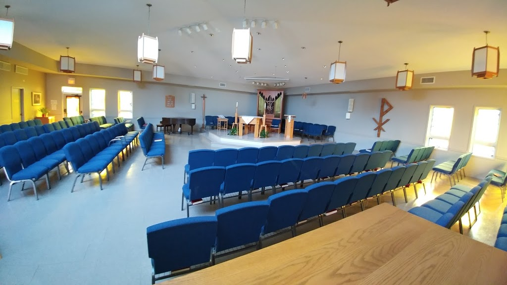 Christ Lutheran Church | church | 445 Anndale Rd, Waterloo, ON N2K 2E3, Canada | 5198854050 OR +1 519-885-4050