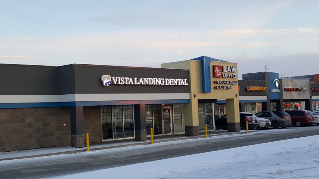 Vista Landing Dental Clinic | dentist | 920 36 St NE #143, Calgary, AB T2A 6L8, Canada | 4032736400 OR +1 403-273-6400