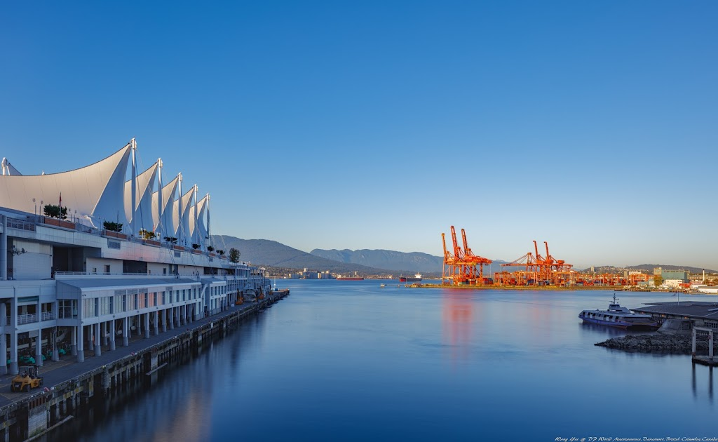 Vancouver Centerm Terminal | point of interest | Unnamed Road, Vancouver, BC V6A 4G9, Canada | 6042555151 OR +1 604-255-5151