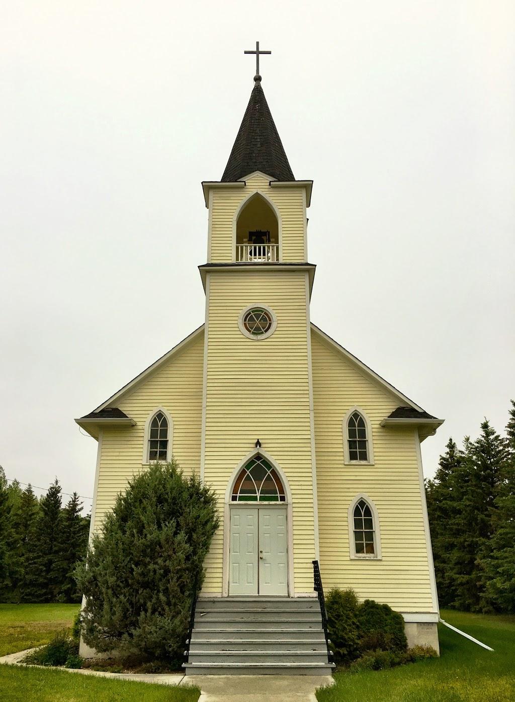 St Johns Lutheran Church (Heimthal) | church | Range Rd 255, Calmar, AB T0C 0V0, Canada