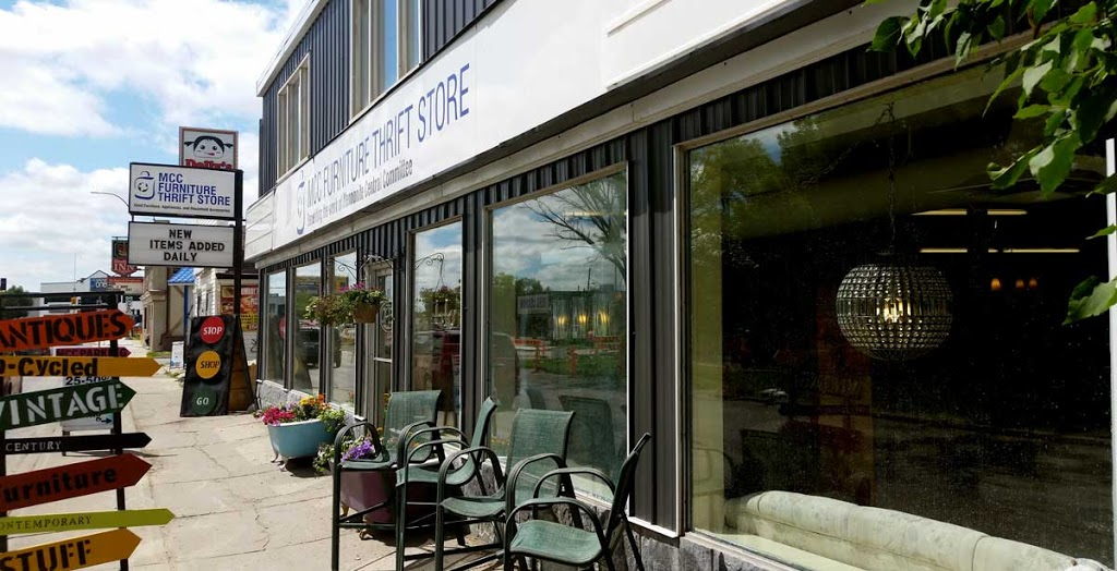MCC Furniture Thrift Store | furniture store | 18 Keewatin St, Winnipeg, MB R3E 3B9, Canada | 2046943669 OR +1 204-694-3669