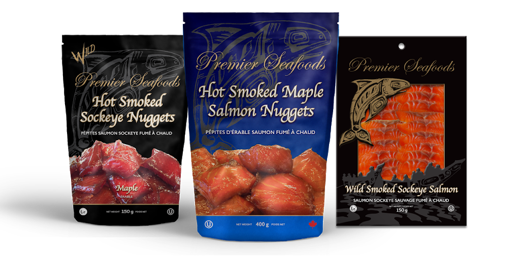 Premier Seafoods   point of interest   301 E Waterfront Rd, Vancouver, BC V6A 0B3, Canada   6046810211 OR +1 604-681-0211
