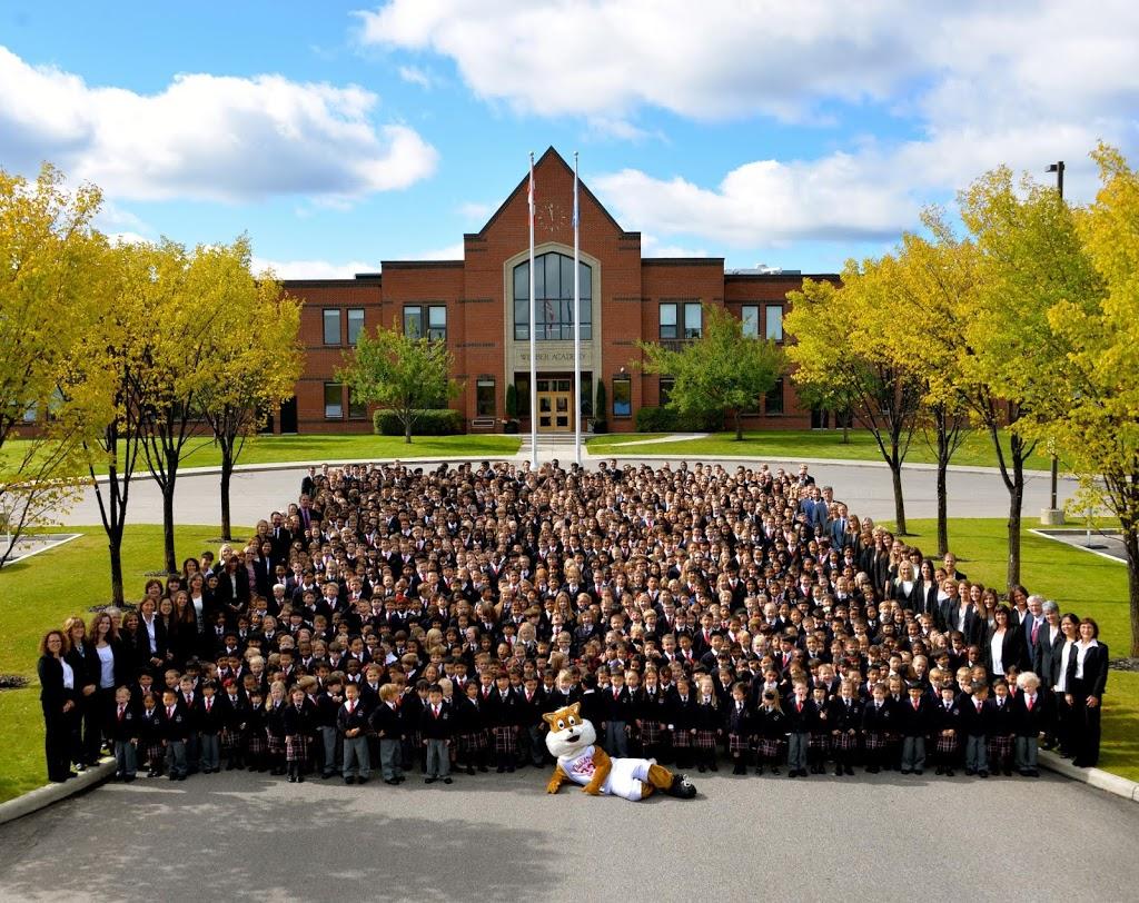 Webber Academy - School   1515 93 St SW, Calgary, AB T3H 0G7