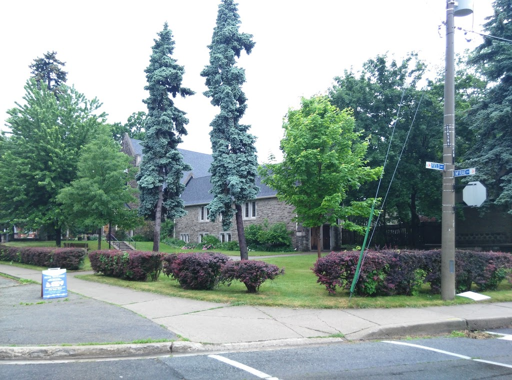 Leaside United Church | church | 822 Millwood Rd, Toronto, ON M4G 1W4, Canada | 4164251253 OR +1 416-425-1253