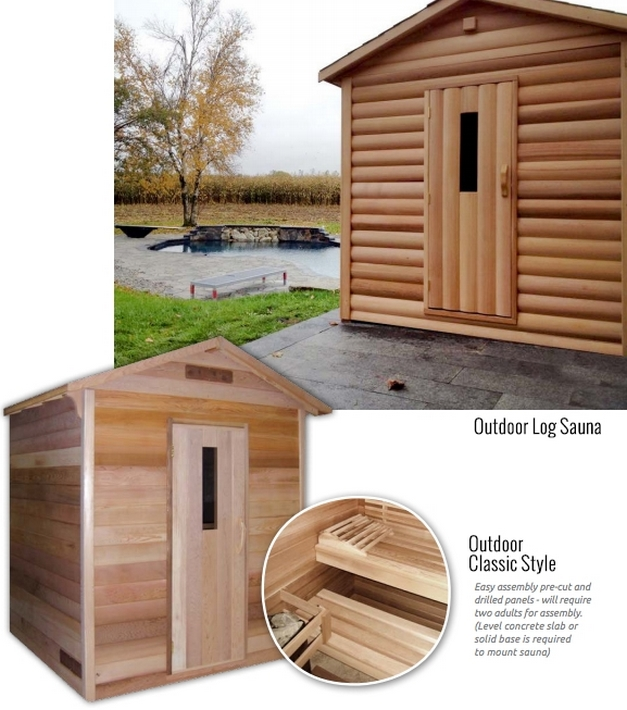Eco-Tech Saunas | health | 48 Woodslee Ave #3, Paris, ON N3L 3N6, Canada | 5194421920 OR +1 519-442-1920